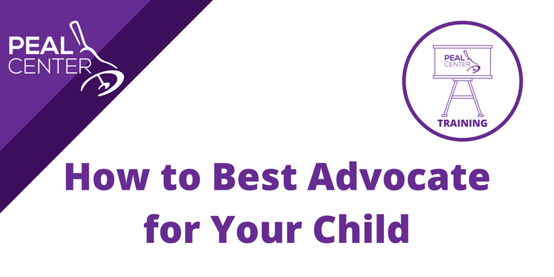 how to best advocate for your child